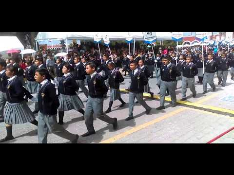 desfiles 16 de septiembre San Pedro Cholula 2017 parte 2