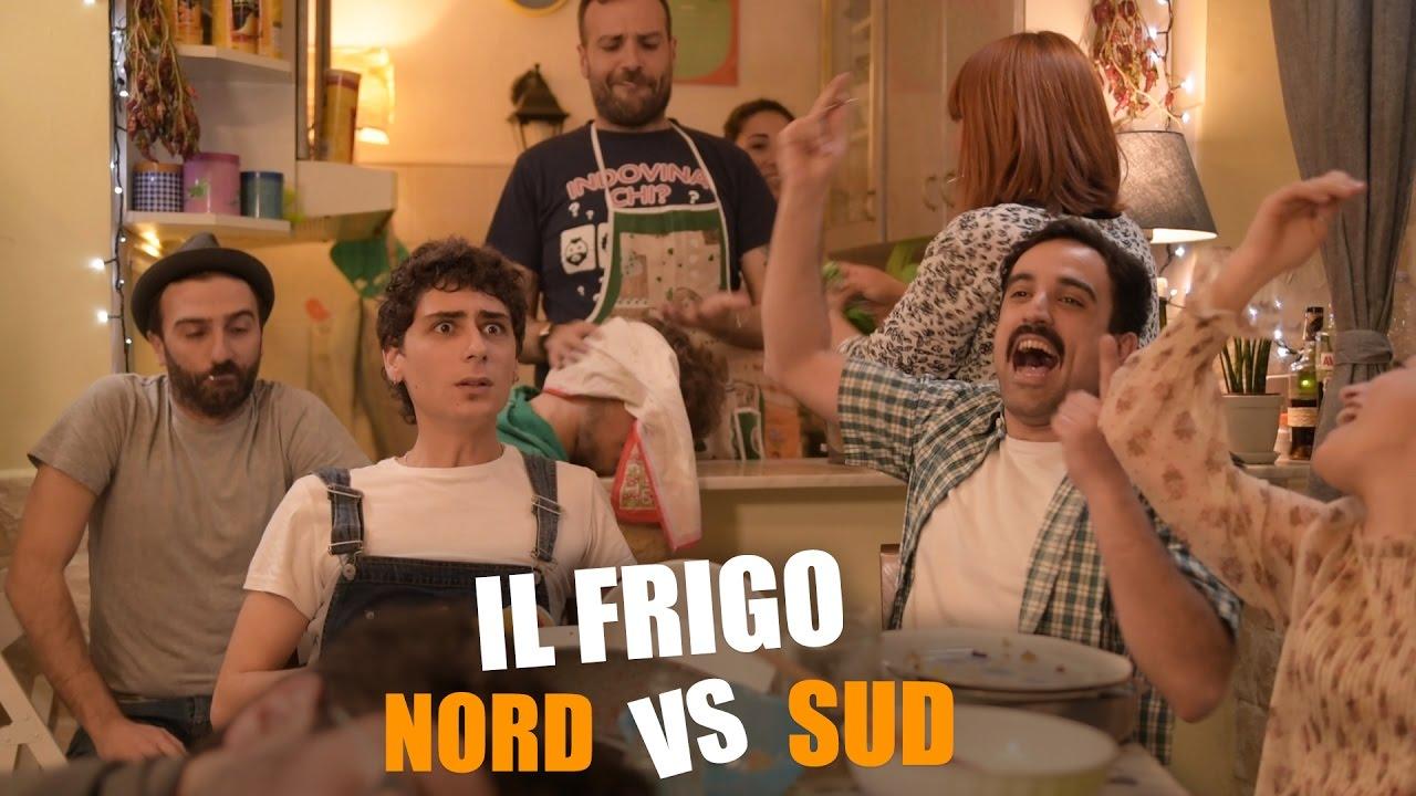 IL FRIGO NORD vs SUD  YouTube