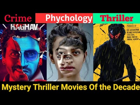 Top 10 Mystery Thriller Movies | Top 10 Mystery thriller Movies | Best Bollywood mystery movies |