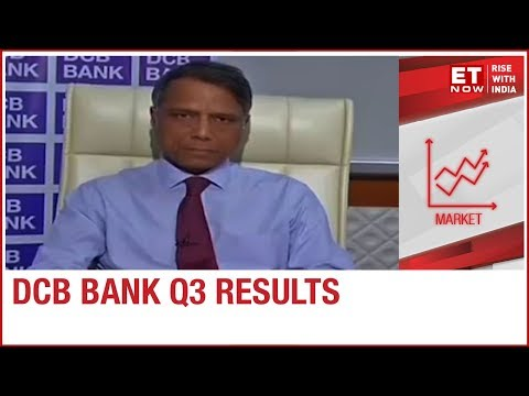 High Provision Hurt Q3 For DCB Bank | Murali M Natrajan To ET NOW