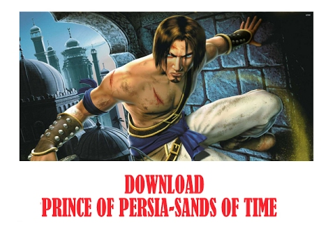 prince of persia sands of time game free download