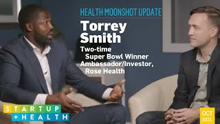 Torrey Smith – From Super Bowl Champ to Mental Health Ambassador With Rose Health