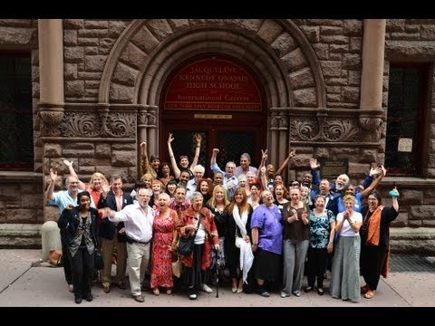 High School of Performing Arts-PA- NYC Class of '68 (Part 2: The Celebration)