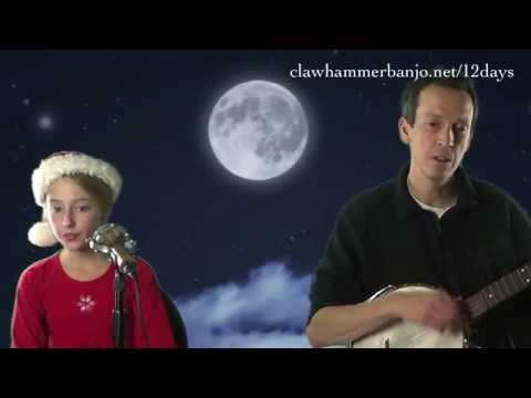Clawhammer Banjo: The 12 Days of Banjo -