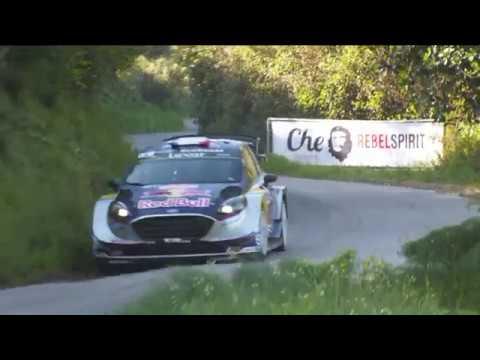 Тьерри Нёвиль выиграл Ралли Франции WRC: обзор гонки