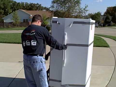Rotten Refrigerator