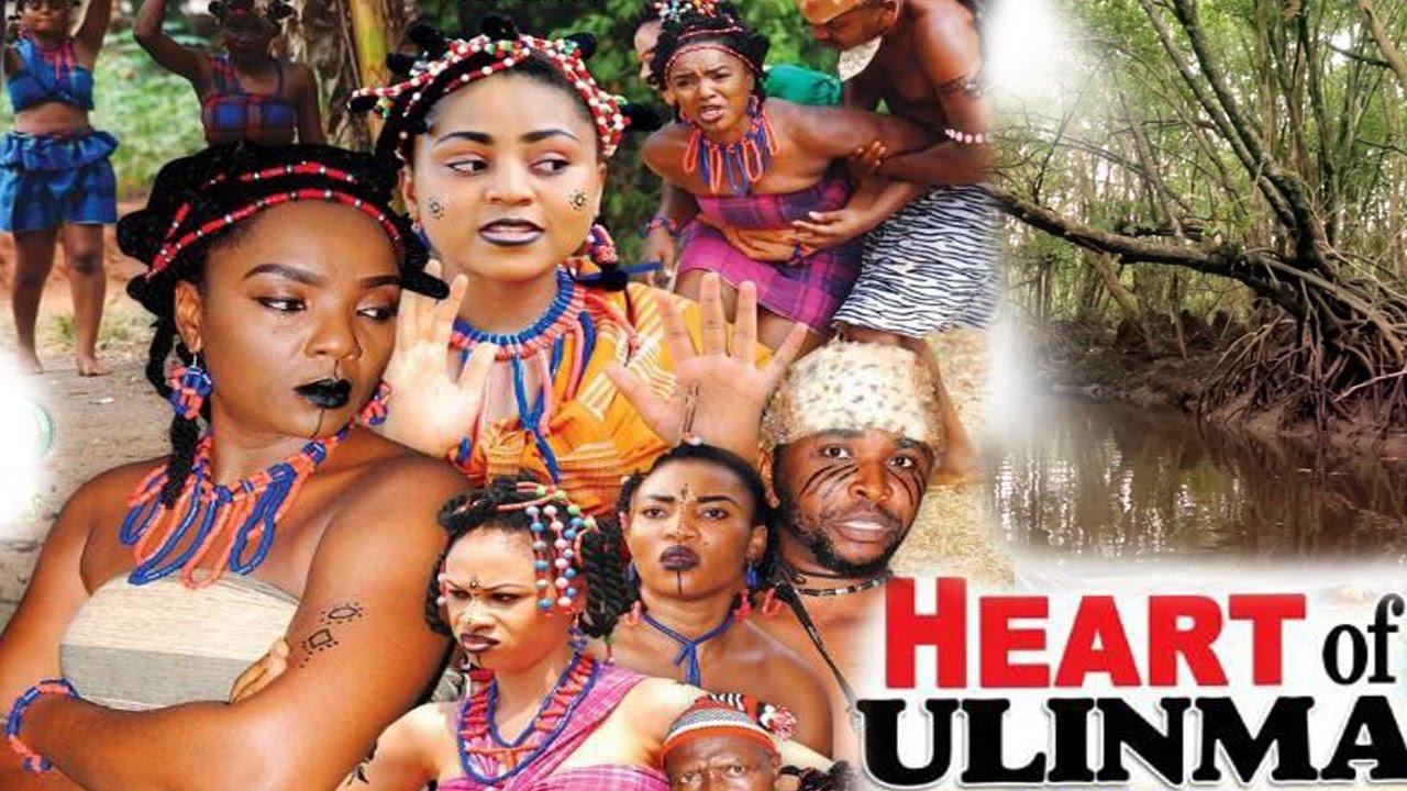 Download Heart Of Ulinma Season 3  - 2017 Latest Nigerian Nollywood Movie
