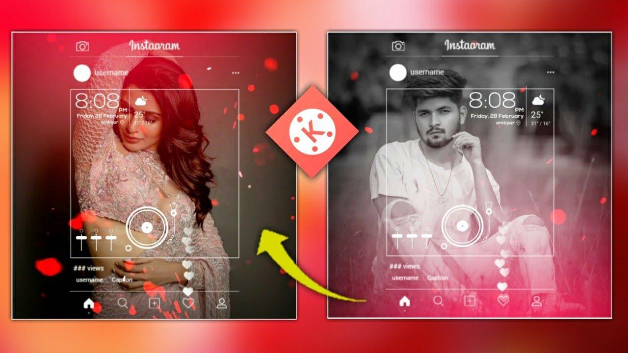 Instagram Status Editing - 2020  - Instagram Edits - Screen Effect - Instagram Status Kaise Banaye