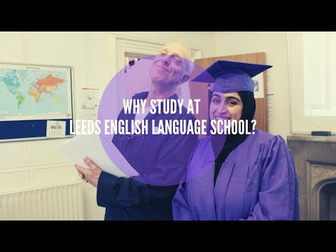 Why Study English In The UK At Leeds English Language School?