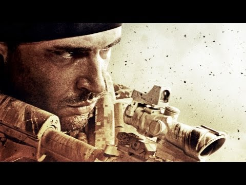 EA Medal of Honor Warfighter Official Announce Trailer English (HD)