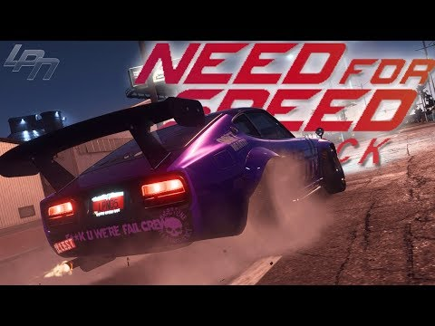 datsun 240z road to 399 - need for speed payback | lets play nfs