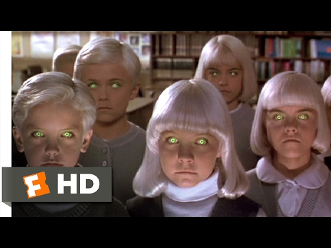 Village of the Damned (1995) - The Children From Hell Scene (4/10)   Movieclips
