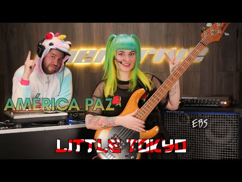 América Paz y DJ Humitas: Little Tokyo