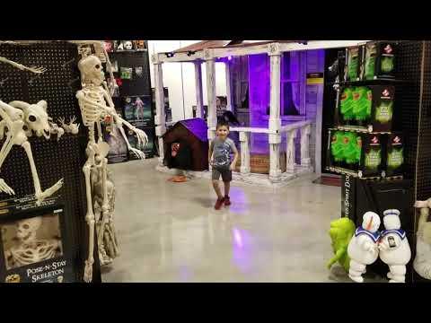 brandon halloween store