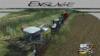 farming simulator 2013 - GROS CHANTIER D'ENSILAGE - multi-16 joueurs