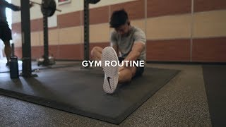 Gym Routine | Self Improvement