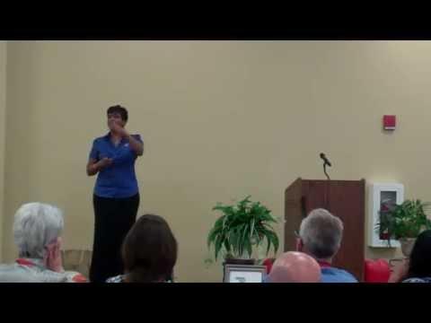 Vera Jones - Motivational Speaker & Trainer