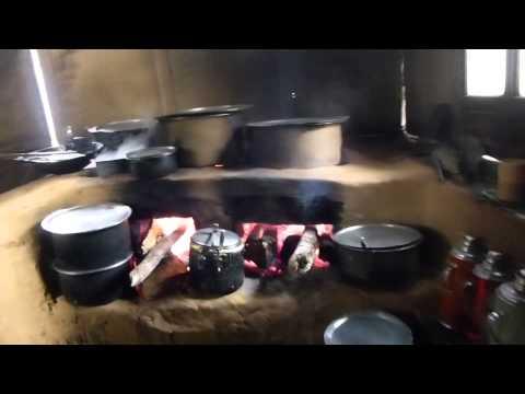 Bhutanese Kitchen
