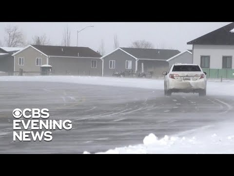 Heavy snow in forecast as season storm moves Northeast – News Updates
