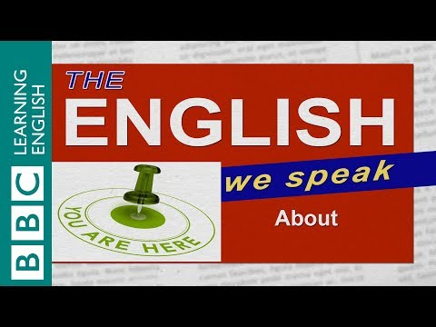 About - The English We Speak