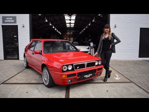 Review Lancia Delta 2.0 HF Integrale