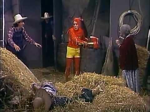 El Chapul�n Colorado 6 - El Peterete se escap� de la c�rcel - 1972