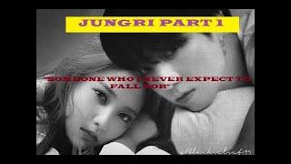 BTS Jungkook and Red Velvet Yeri Story ( BTSVELVET JUNGRI )    Love Long Journey part 1