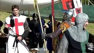 Antichi Popoli nella Battaglia di Monteriggioni (Luglio 2011)