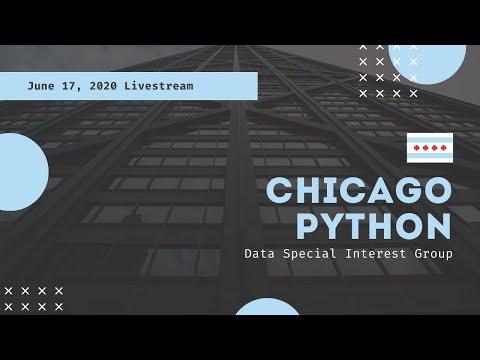 ChiPy Data SIG Presents Natural Language Processing