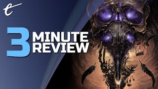Strangeland | Review in 3 Minutes (Video Game Video Review)