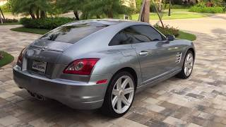 2008 Chrysler Crossfire Limited Coupe Review and Test Drive by Bill - Auto Europa Naples