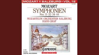 Symphony No. 44 in D Major, K. 81: II. Andante