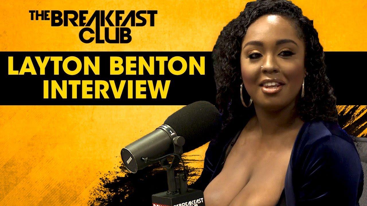 Adult Film Actress Layton Benton Talks Her Career In The Industry Donates To Change4change
