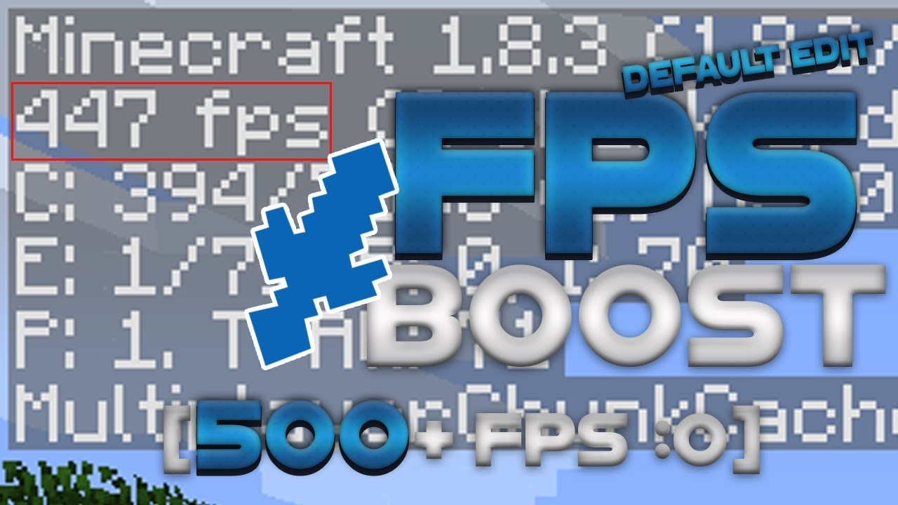 500 Fps Minecraft Pvp Texture Pack Shadowpack V2 8x8 Fps Boost