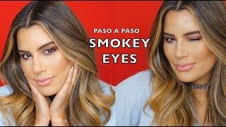 Mi maquillaje de ojos favorito! Smokey eyes sexy y fácil | Ariadna Gutiérrez