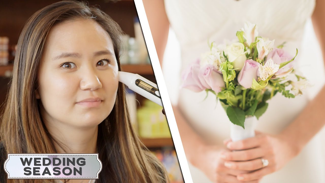 I tried to get perfect skin for my wedding youtube wedding season s1 e1 junglespirit Choice Image