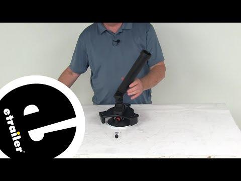 Etrailer | SeaSucker Marine Boat Accessories - Fishing Rod Holder - 302-5071 Review