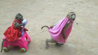 YaYar Carrying Shally Iฑ Easy Way To Walk