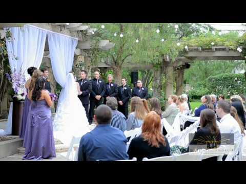 Weddings At The Hyatt Regency Valencia Ca