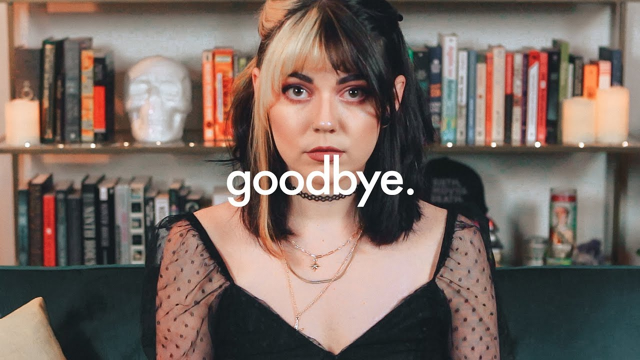 Goodbye (but not really)