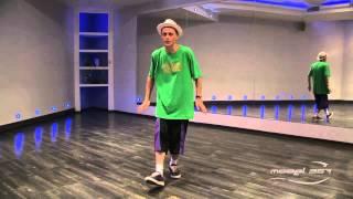 Антон Жуков - 7 урок (Клубные танцы и R&B)