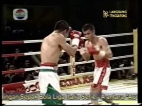 Juan Manuel Marquez vs Chris John