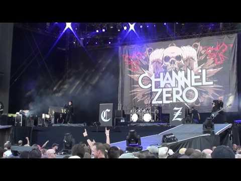 Channel Zero - Black Fuel - Werchter Boutique 2012