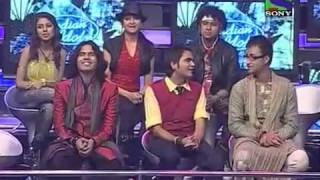 Breathtaking performance of Sreeram and Shankar in Indian Idol 5.avi.flv