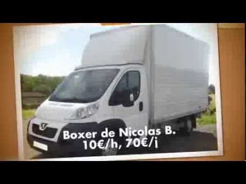location camion 20m3 d m nagement sur nancy by buzzcar youtube. Black Bedroom Furniture Sets. Home Design Ideas