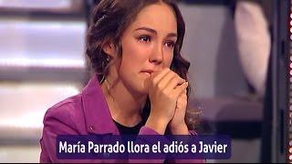 Fenómeno Fan (T2) | María Parrado llora el adiós de Javier