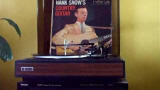 "Wabash Blues ""Hank Snow"""