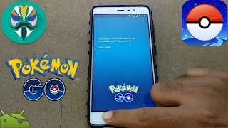 Pokémon GO with Magisk on any Rooted devices In English without PC