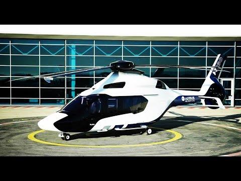 Le H-150 : La Dernière Arme De Airbus Hélicoptères ( Documentaire )