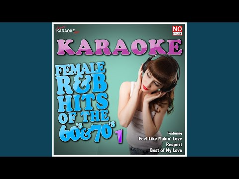 Got to Be Real (In the Style of Cheryl Lynn) (Karaoke Version)